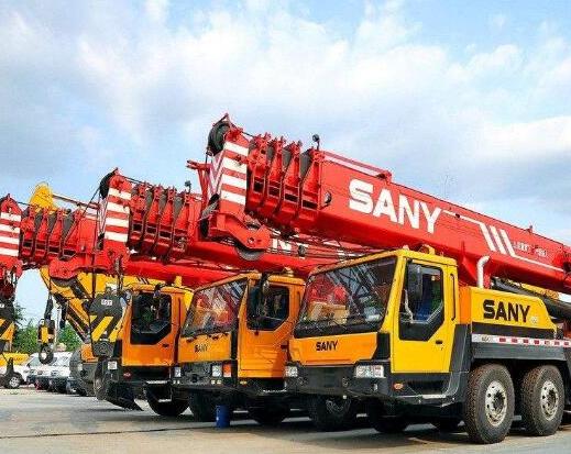 无锡100吨吊车出租